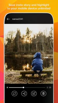 Story Saver ảnh chụp màn hình 7