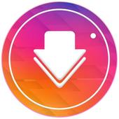 Video downloader for Instagram-fast save,quicksave icon
