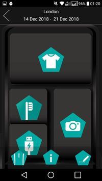 Instinct Packing List screenshot 3