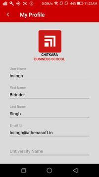 Chitkara E-Learning screenshot 4