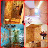 Best Bathroom Tile Designs idea icon