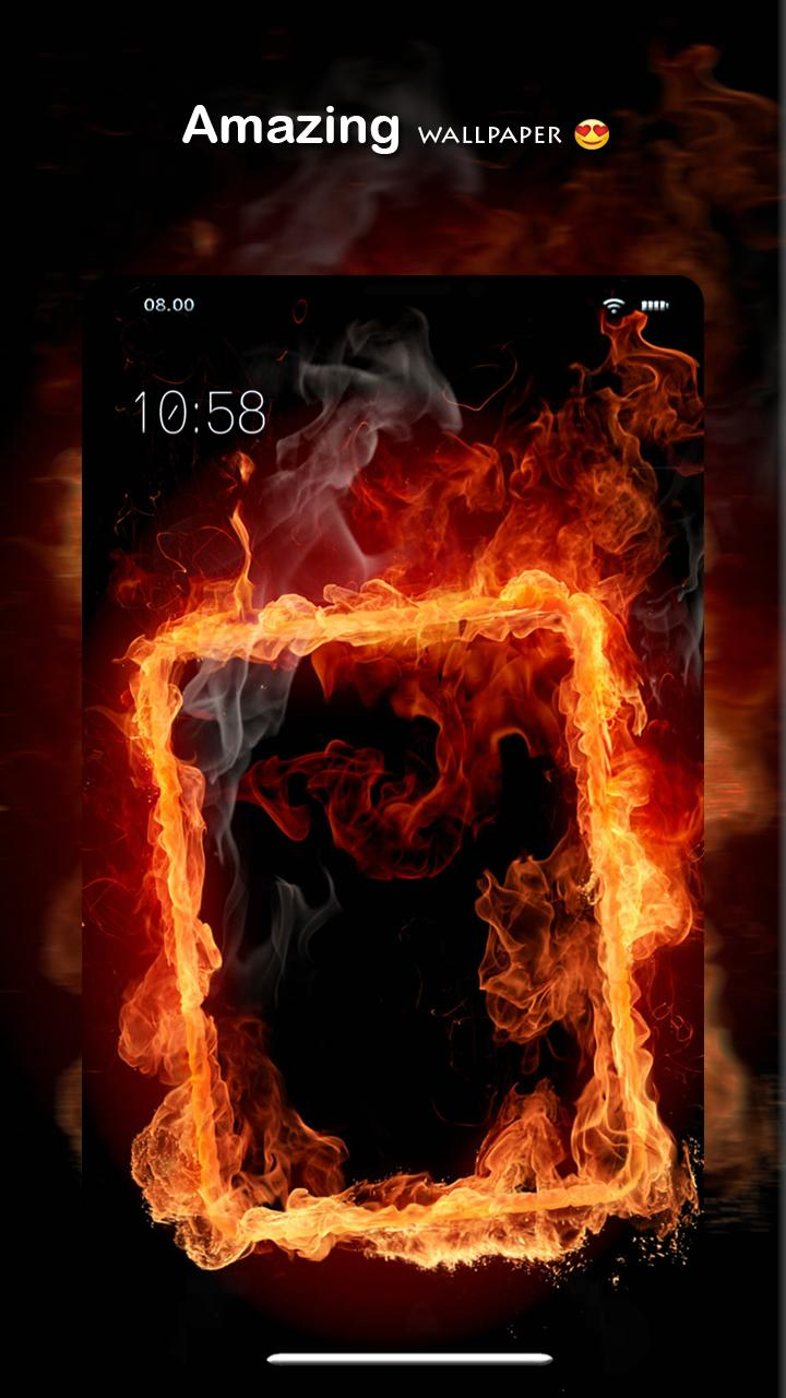 Fire Wallpaper Hd Wallpaper For Android Apk Download