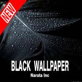 Black Wallpaper For Mobile icon