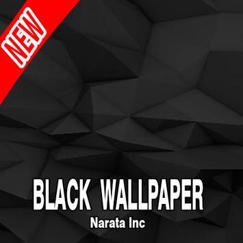 Black Wallpaper For Mobile poster