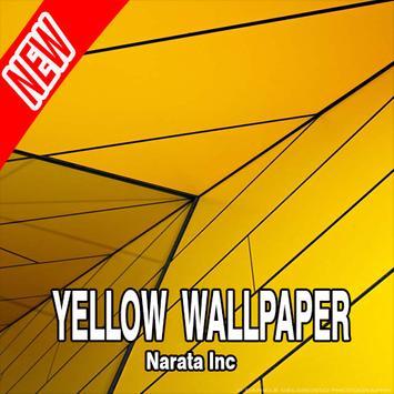 Yellow Wallpaper For Mobile screenshot 1