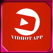 VidHot App 2019 icon