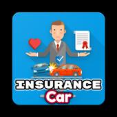 Insurance Car icon