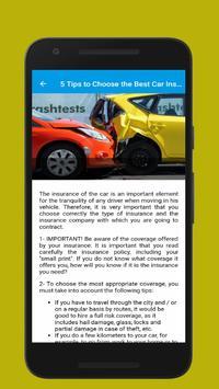 Insurance Car screenshot 1