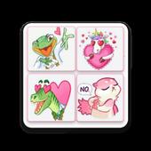animal Kawaii Stickers for Whatsapp icon