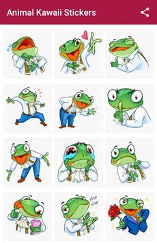 animal Kawaii Stickers for Whatsapp screenshot 1