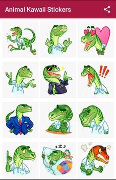 animal Kawaii Stickers for Whatsapp screenshot 2