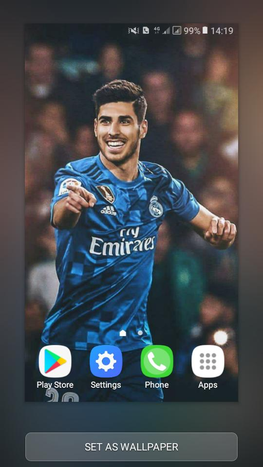 Marco Asensio Wallpapers Hd For Android Apk Download