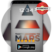 30 Seconds To Mars Wallpaper HD 🎵 icon