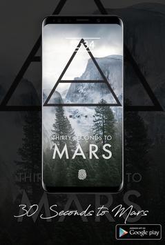 30 Seconds To Mars Wallpaper HD 🎵 screenshot 4