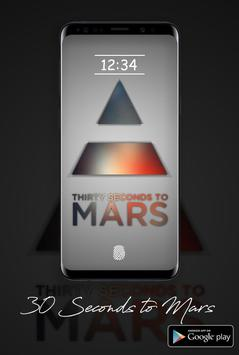 30 Seconds To Mars Wallpaper HD 🎵 poster