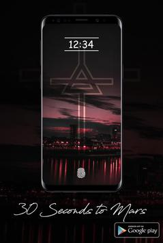 30 Seconds To Mars Wallpaper HD 🎵 screenshot 2