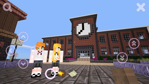 Schoolgirls Craft screenshot 1