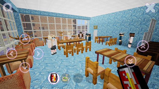 Schoolgirls Craft screenshot 2