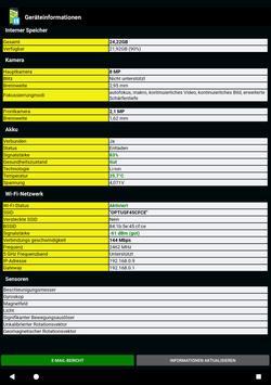 Telefon Test (Phone Check and Test) Screenshot 9