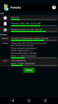Prueba telefónica -Phone test captura de pantalla 1