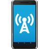 Phone signal information icône