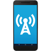 Phone signal information icon