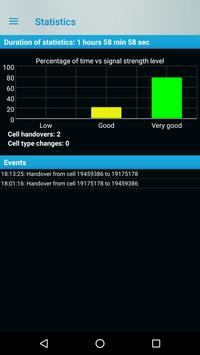 Phone signal information screenshot 5