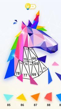 inPoly – Rompecabezas de arte poligonal captura de pantalla 6