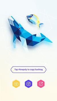 inPoly – Rompecabezas de arte poligonal captura de pantalla 7