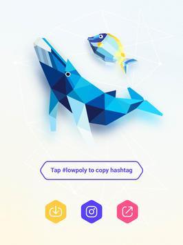 inPoly – Rompecabezas de arte poligonal captura de pantalla 15