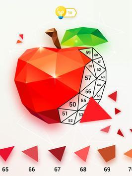 inPoly – Rompecabezas de arte poligonal captura de pantalla 18