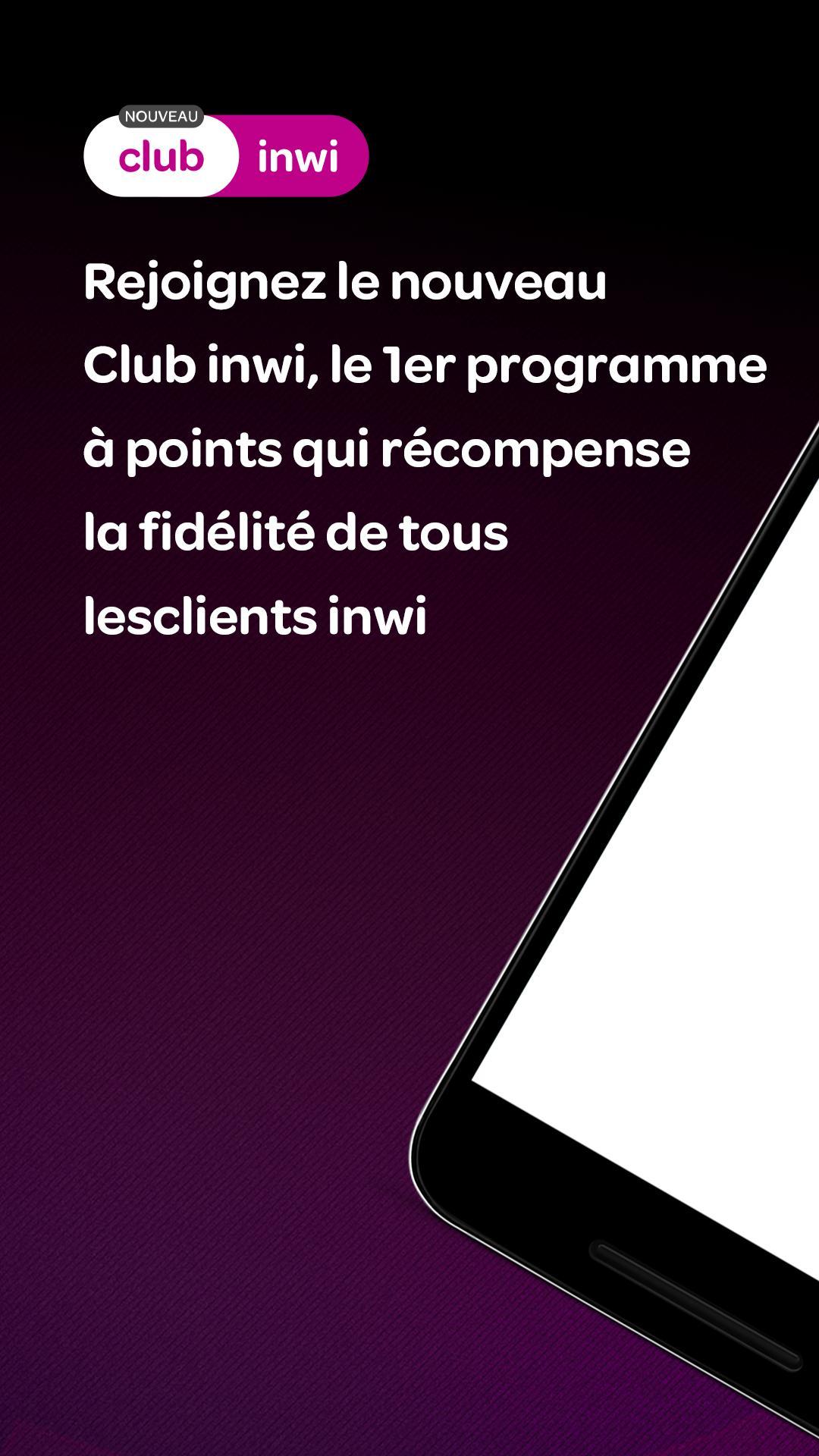 APP INWI TÉLÉCHARGER CLUB
