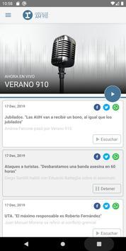 Radio La Red screenshot 1