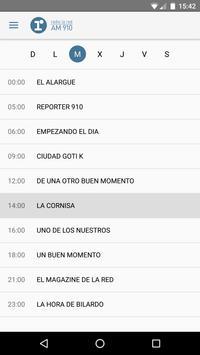 Radio La Red screenshot 3