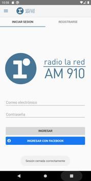 Radio La Red screenshot 4