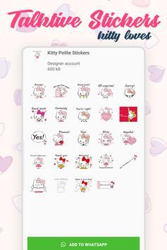 Love Stickers screenshot 3