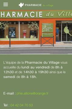 Pharmacie du Village Auriol poster