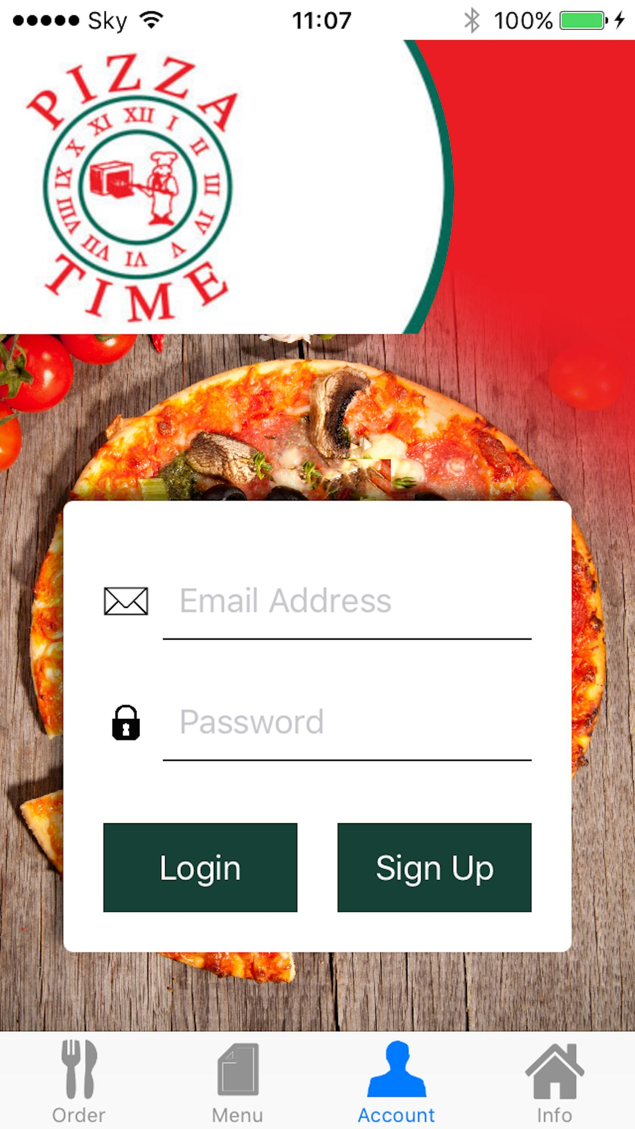 Pizza Time Antrim For Android Apk Download