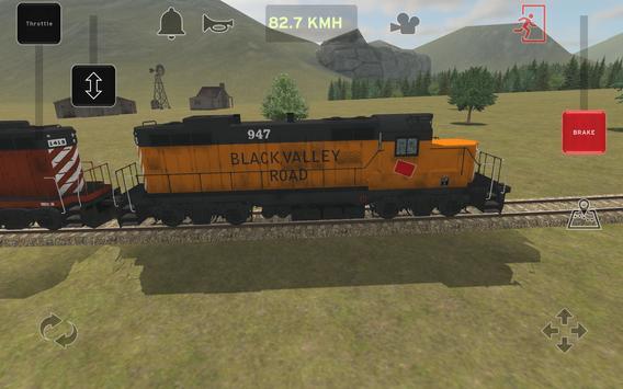 Train and rail yard simulator screenshot 22