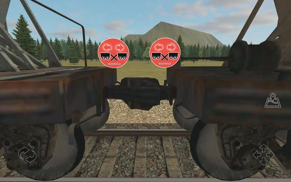 Train and rail yard simulator screenshot 4