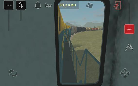 Train and rail yard simulator screenshot 17