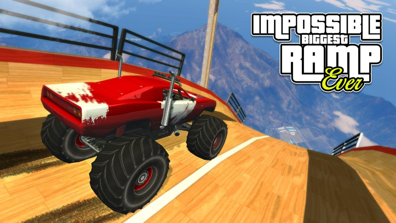 Impossible Biggest Ramp Ever for Android - APK Download
