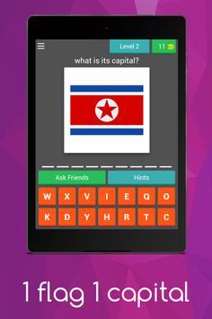 1 flag 1 capital screenshot 6