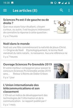Intégrer Sciences Po screenshot 1