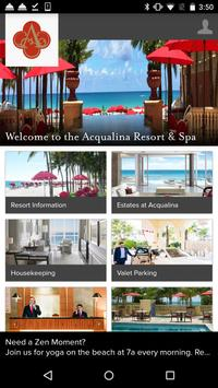 Acqualina Resort & Spa on the Beach poster
