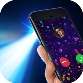 Brightest Flashlight - LED Light, Call Screen icon