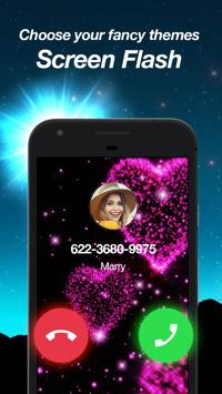 Brightest Flashlight - LED Light, Call Screen poster