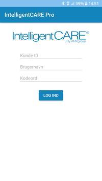 IntelligentCARE Pro poster