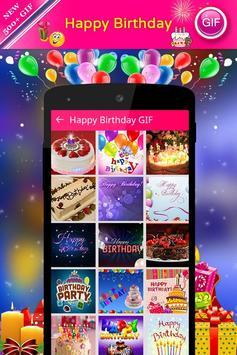 Happy Birthday GIF screenshot 5