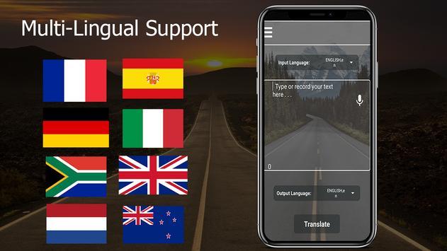 Traveler Translator: Free voice & text translation screenshot 10